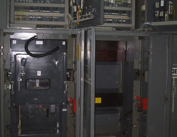Retrofit of Russian switchgears for medium voltage (MV). Completed